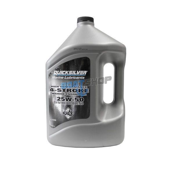Olej Quicksilver 25W-50 Verado Syntetické 4l