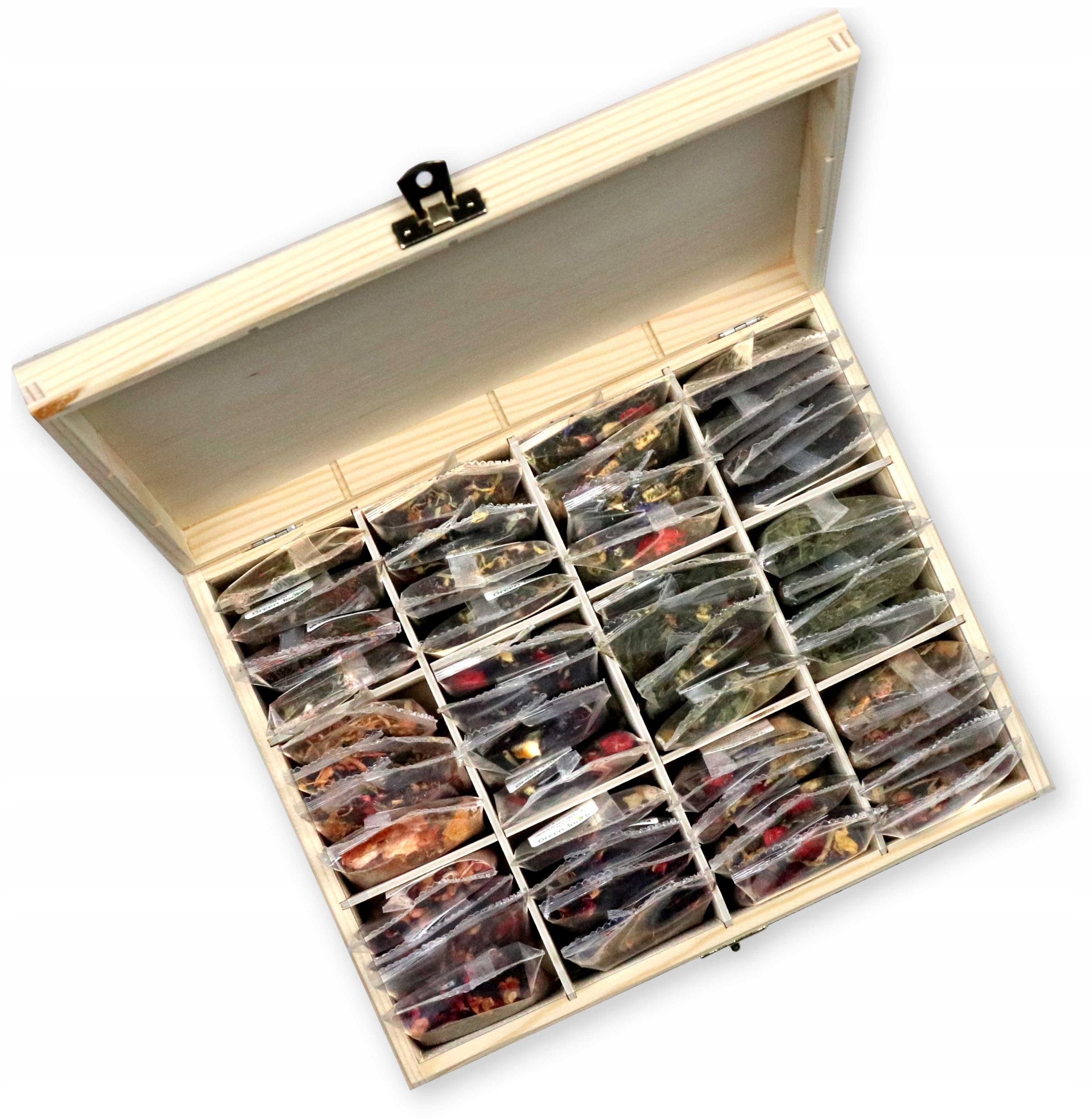Item GIFT Herbaciarka tea set 48 PCs mail