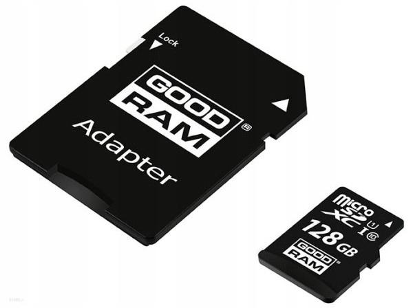 KARTA PAMIĘCI 128GB do Xiaomi Redmi Note 8 Klasy prędkości C10 U1