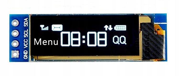 ЖК-дисплей OLED 0.91