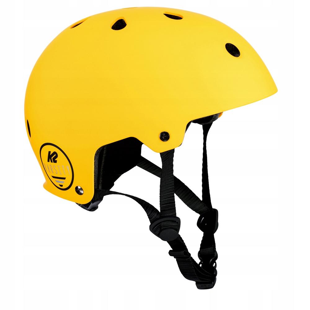 Nastaviteľná prilba K2 Varsity Yellow veľkosť L 58-61cm