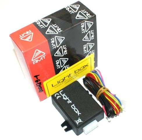 автоматический выключатель света длинные 30% мощности amt
