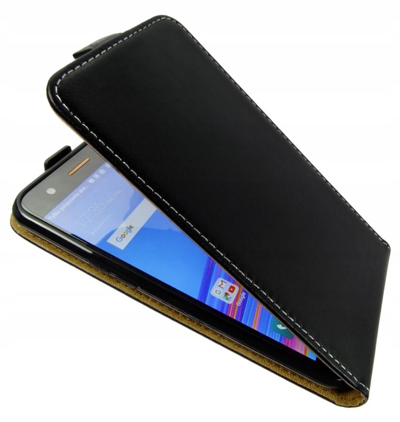 Etu Flexi Case Portfel Szkło do Huawei Y6P Dedykowany model Y6p