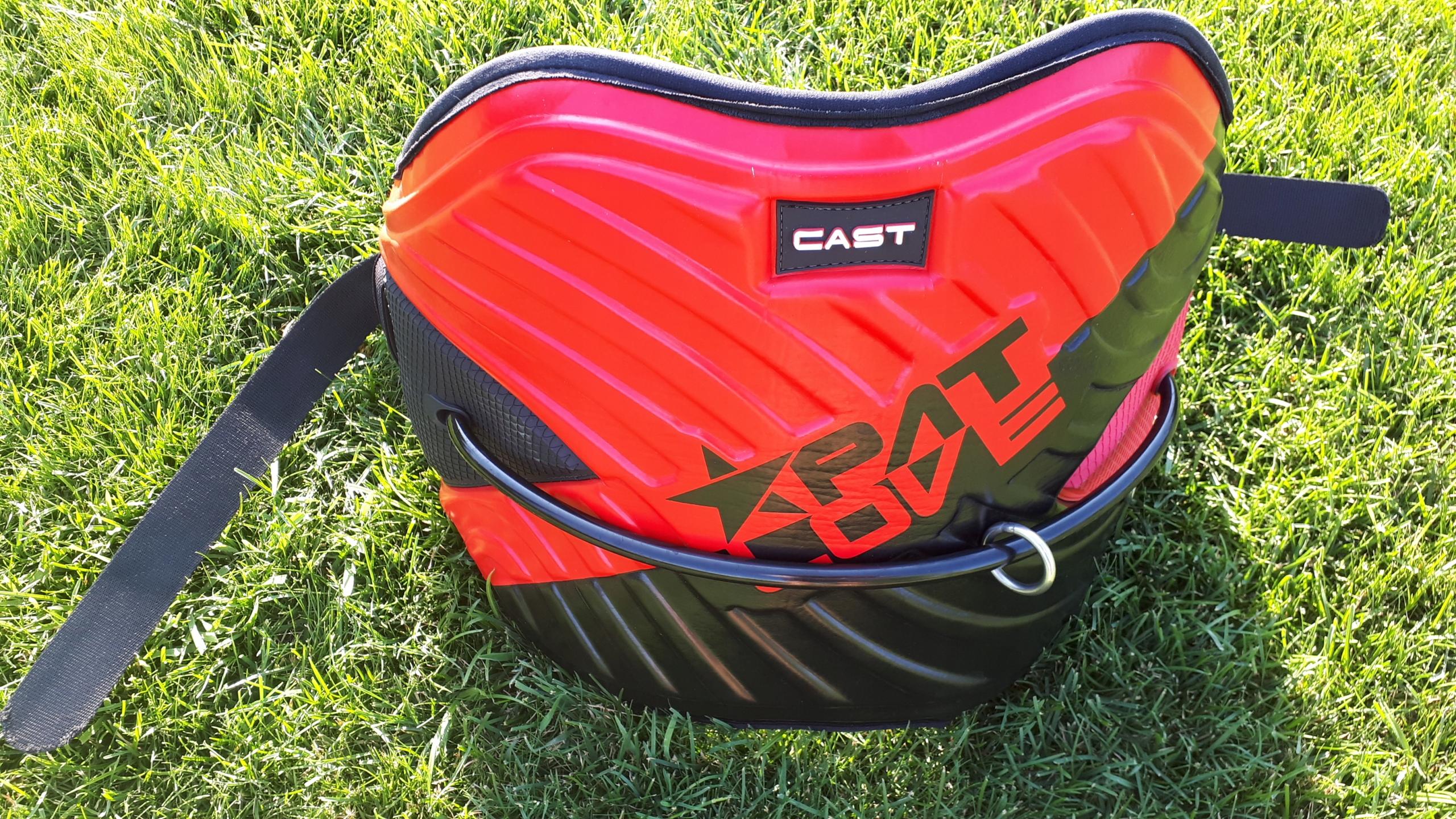 TRAPEZ KITE PAT LOVE CAST XL