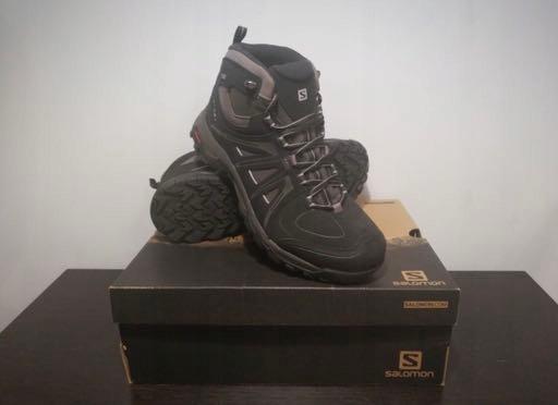 Nowe buty trekkingowe Salomon rozmiar 43 1/3