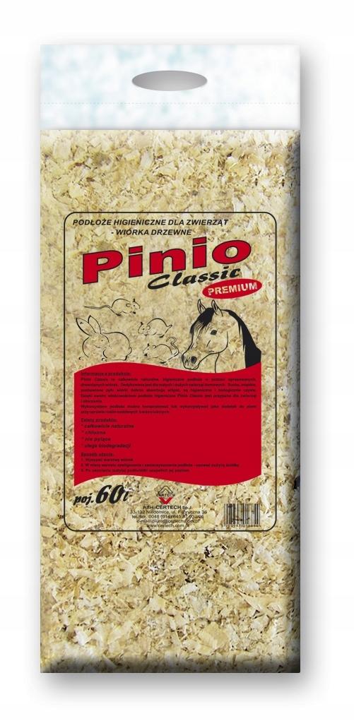Super Pinio Classic Premium - Trociny 60 L