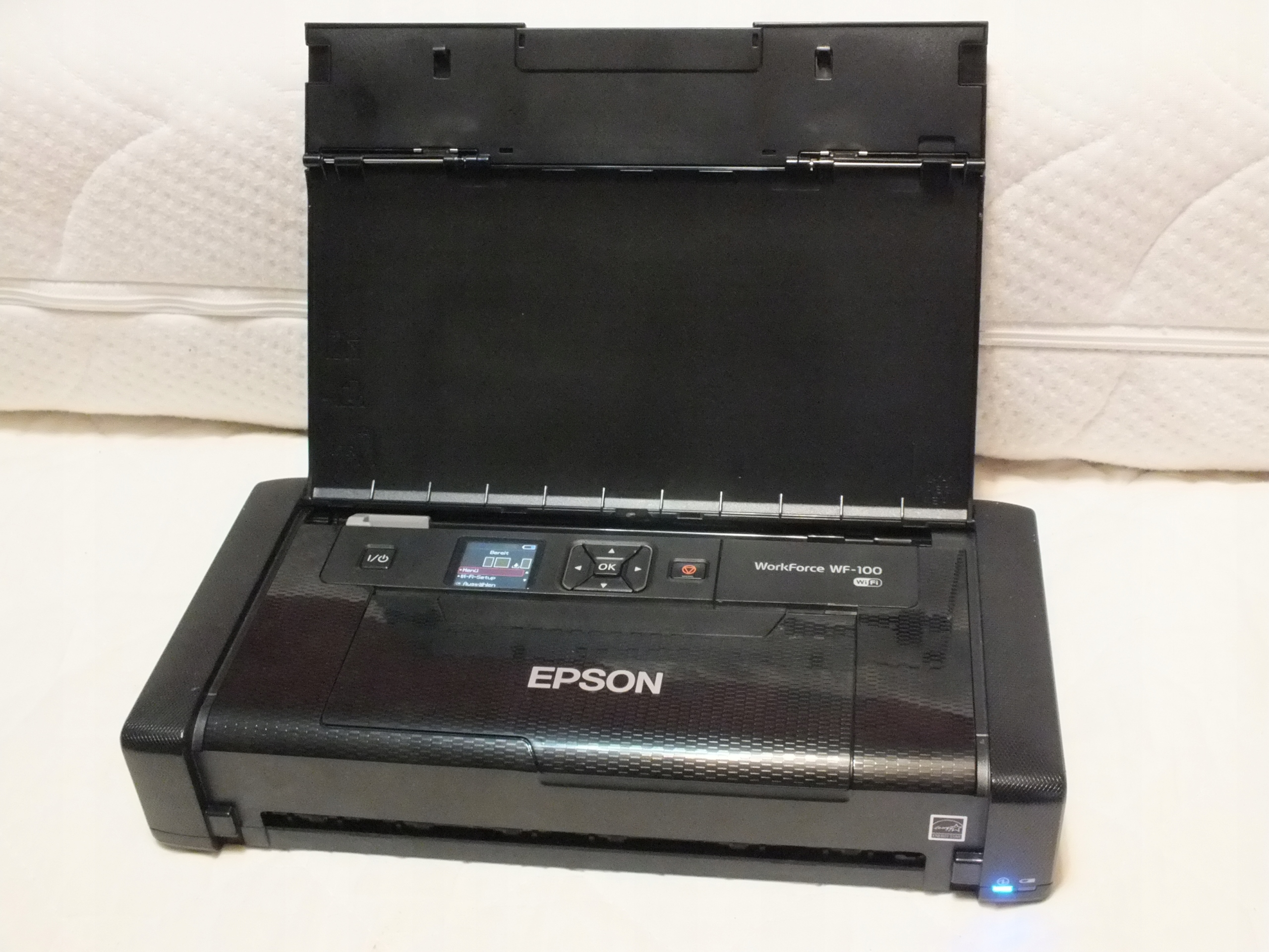 EPSON WORKFORCE WF-100 WIFI Z NIEMIEC