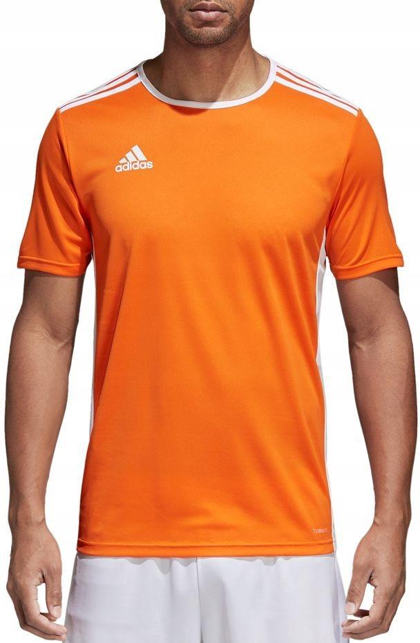 Adidas Koszulka męska Entrada 18 JSY pomarańczowa