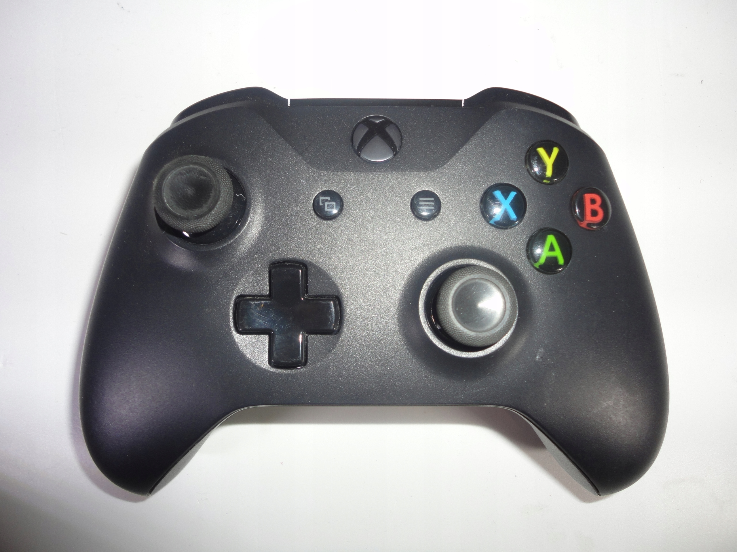 WIRELESS CONTROLLER XBOX ONE MODEL 1708 CZARNY 30