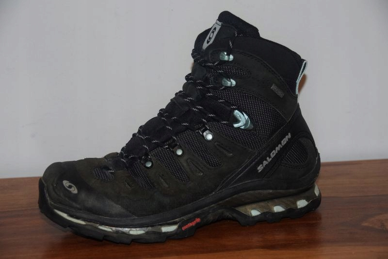 SALOMON QUEST 4D GTX buty trekkingowe ~ 41 2/3 ~