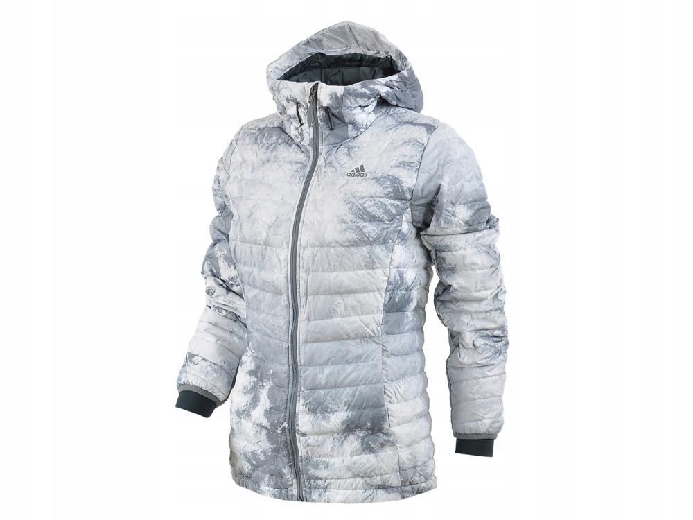Kurtka Adidas damska zimowa A98468 Ocieplenie 7630018291