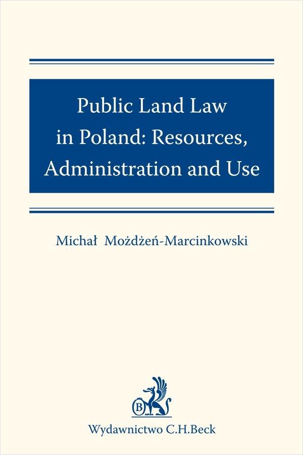 Public Land Law in... Michał Możdżeń-Marcinkowski