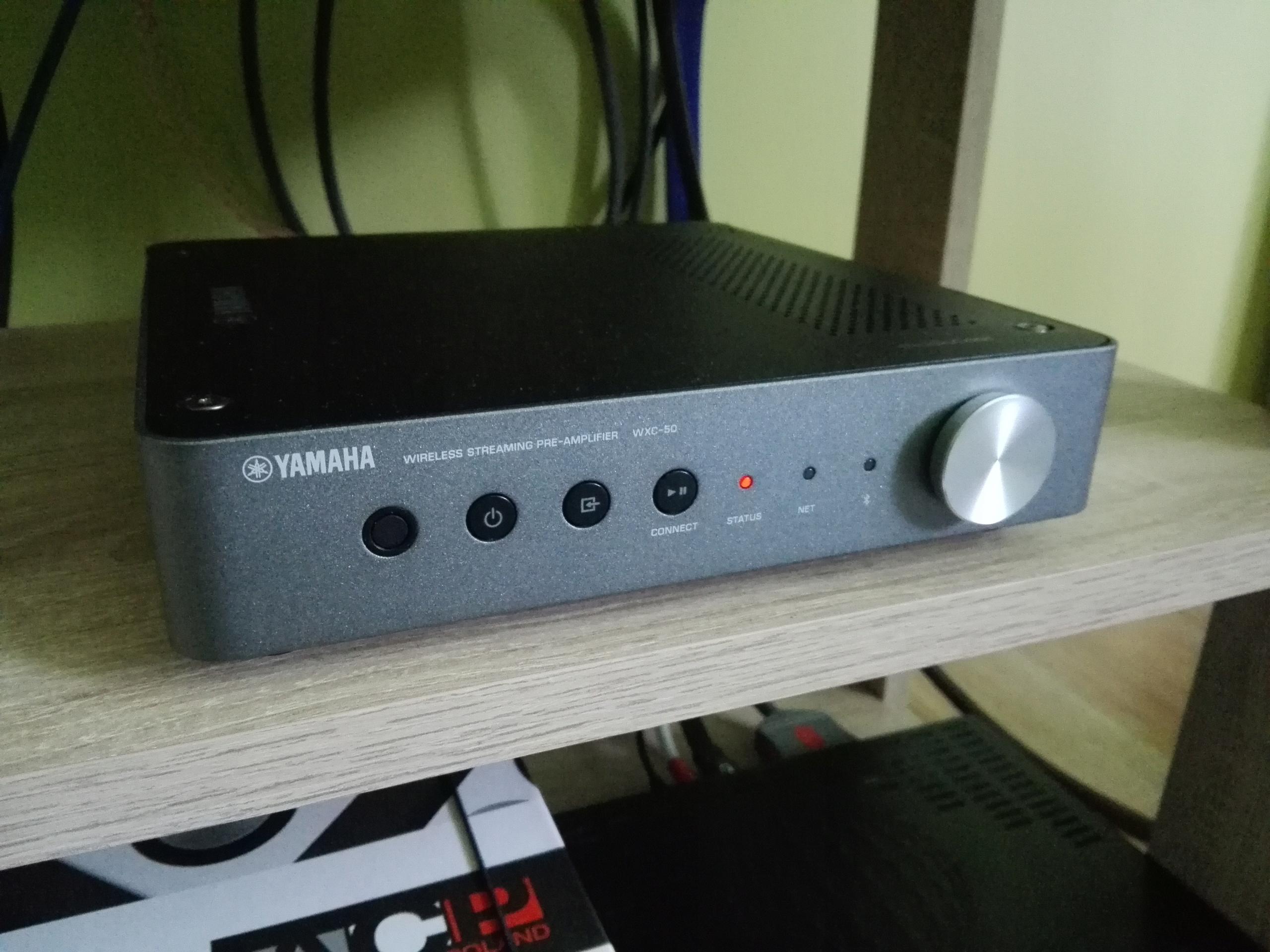 YAMAHA MusicCast WXC-50 (TIDAL SPOTIFY) GWARANCJA