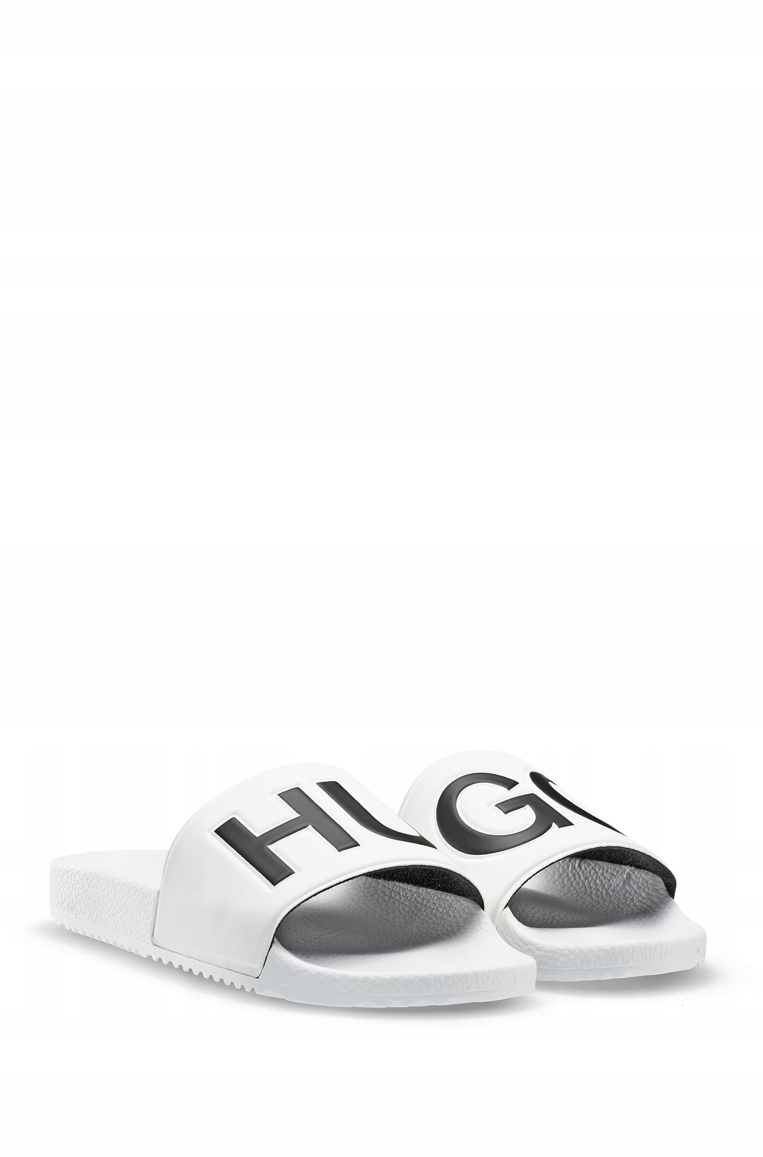 HUGO BOSS STYLOWE SUPER KLAPKI MĘSKIE R.46 WHB753