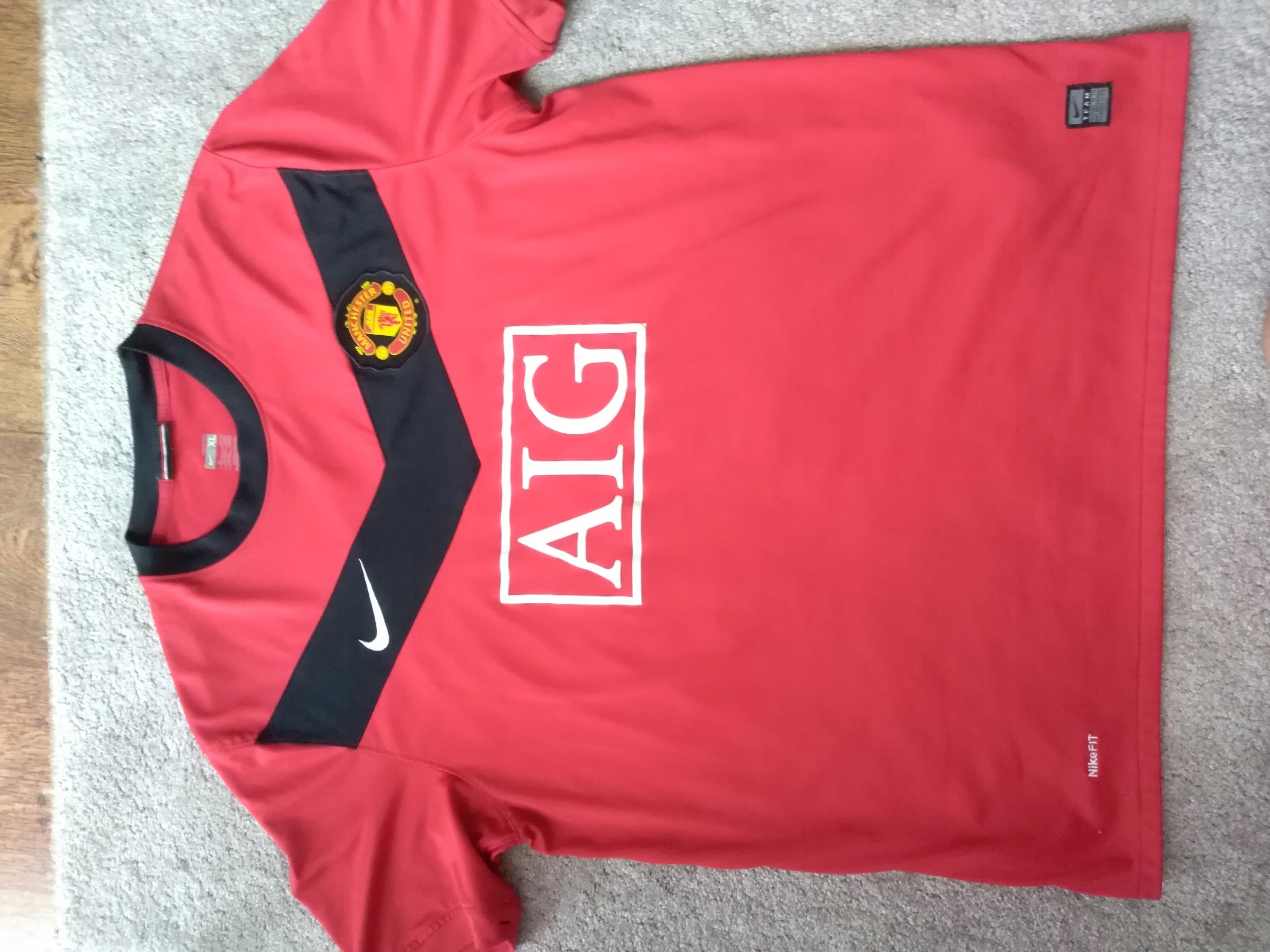 Koszulka Nike Manchester United AIG