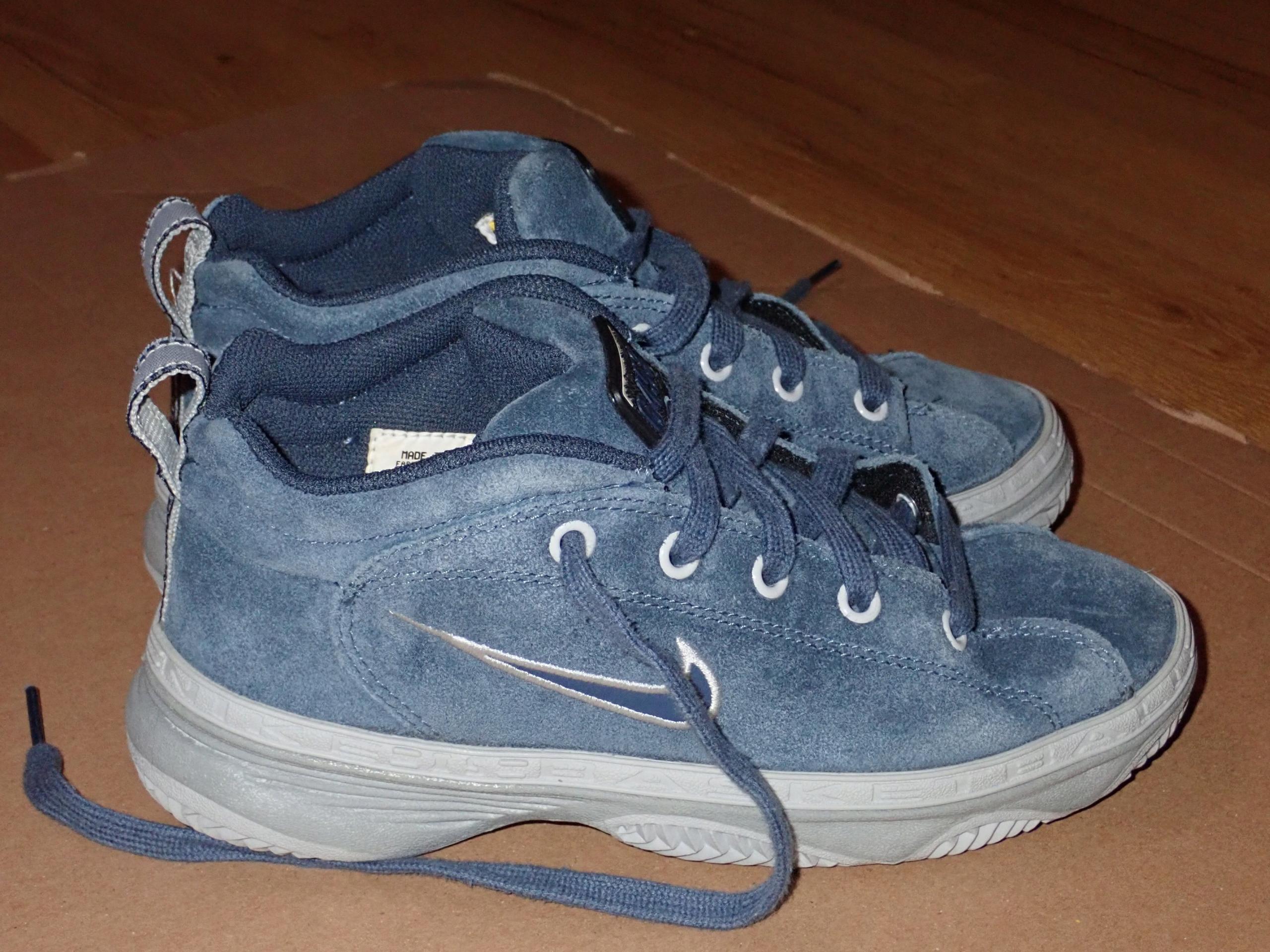 NIKE 6453 DURABLE FOOTWEAR buty, skóra nat 36