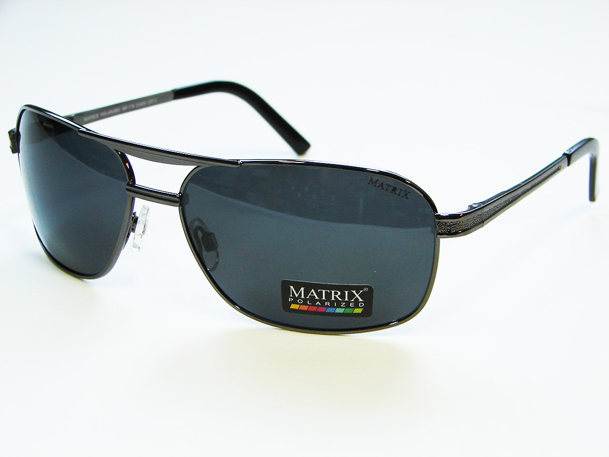 Okulary Matrix Polaryzacja plus UV400 plus Etui .