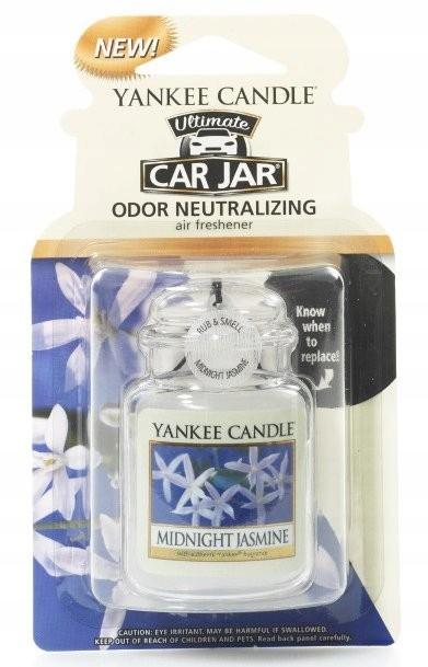 Yankee Candle Zapach do Samochodu MIDNIGHT JASMINE