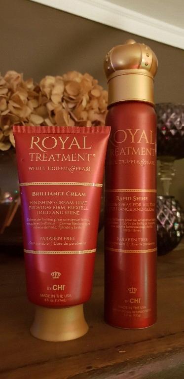 CHI Royal Treatment