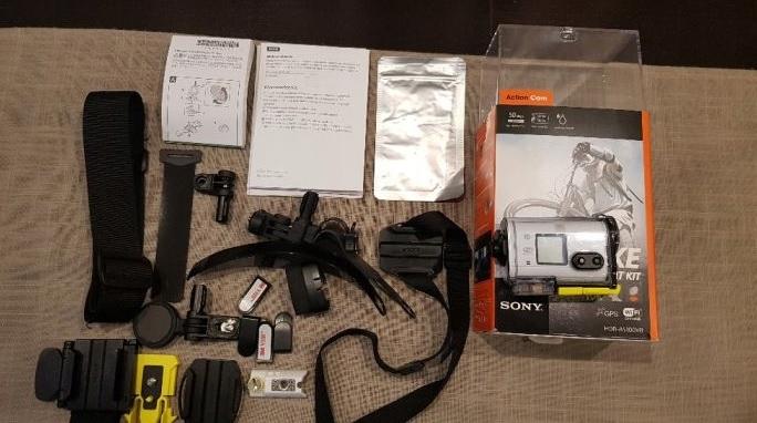 Kamera sportowa Sony HDR-AS100V