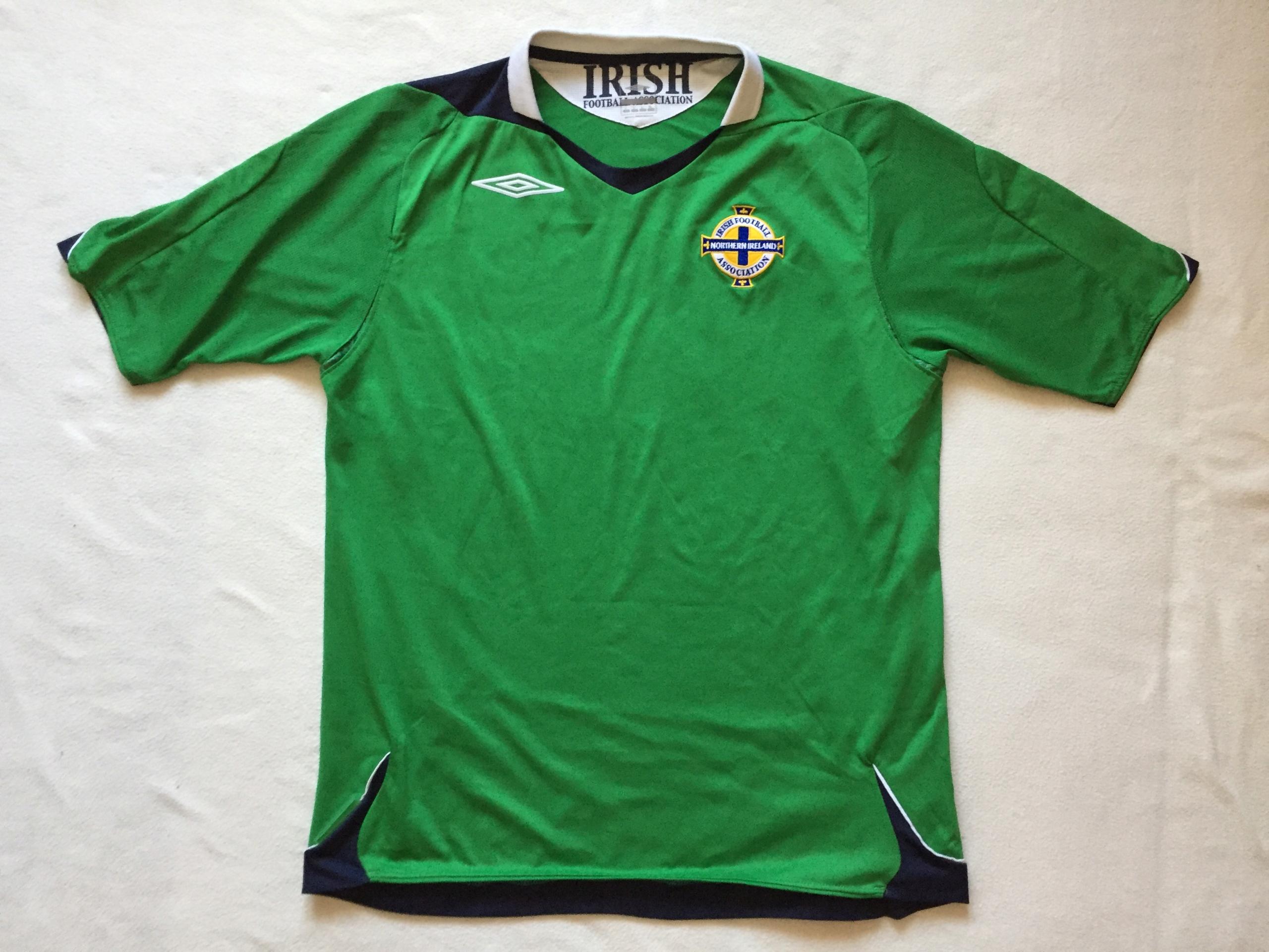 Koszulka Irlandia Północna-rozmiar L