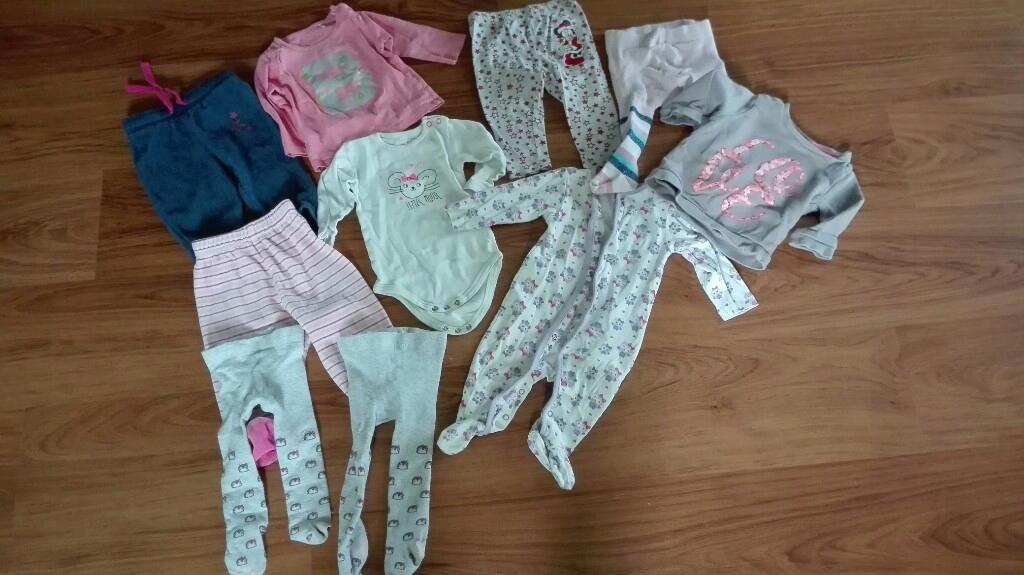 ubranka dla dziewczynki 68 smyk, 5 10 15