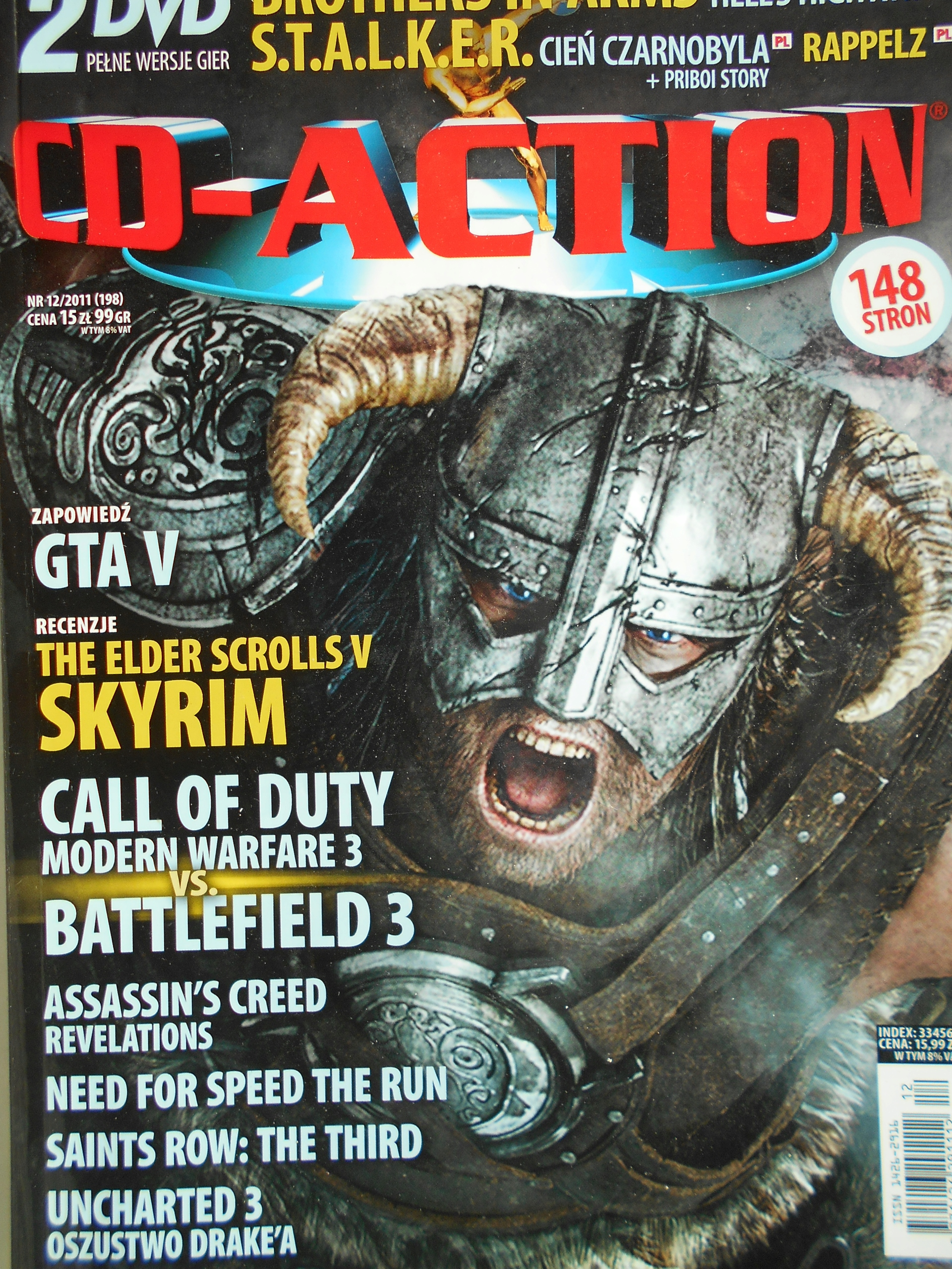 CD-ACTION * NR 12 / 2011