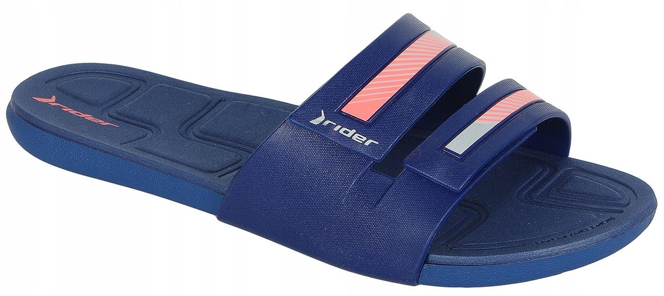 Rider Prana II Fem klapki blue/orange 38