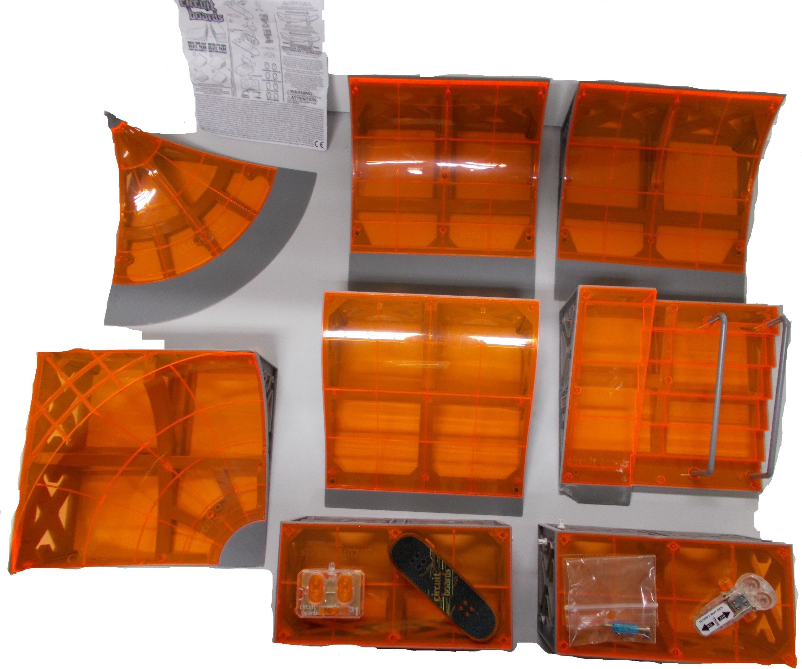 Tony Hawk Circuit Boards By Hexbug Halfpipe Hexbug