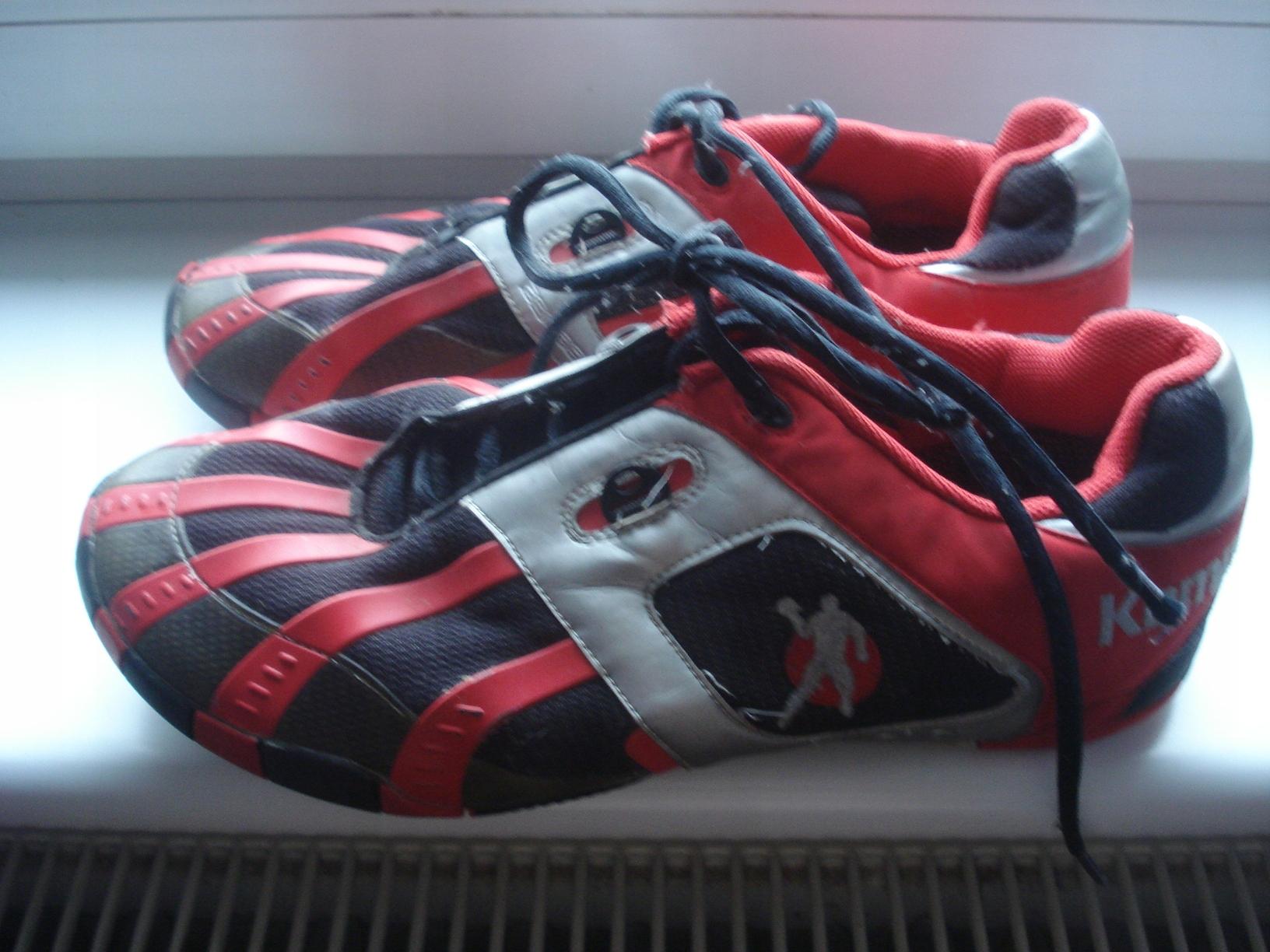 Buty sportowe do koszykówki