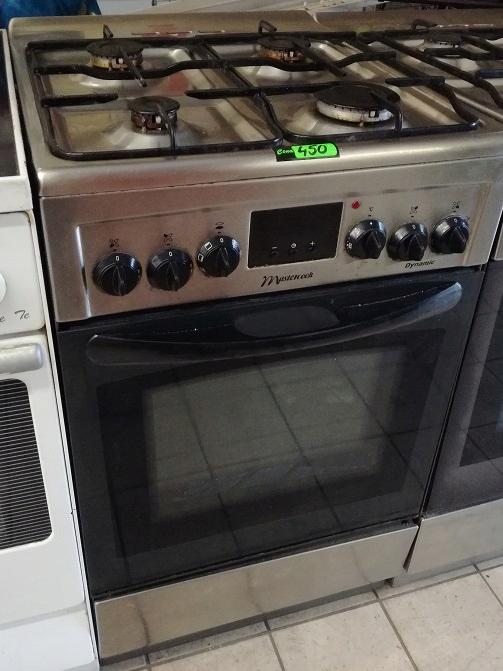 Kuchenka Gazowo Elektryczna Mastercook Dynamic 7731321038