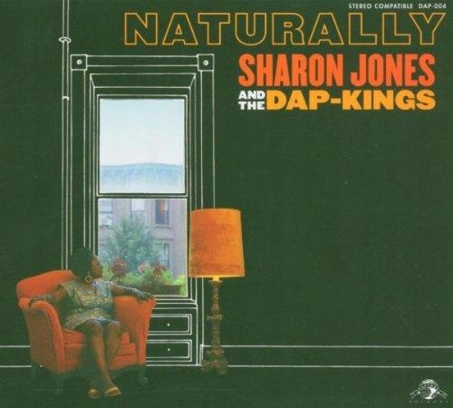 CD Jones, Sharon/Dap-Kings - Naturally