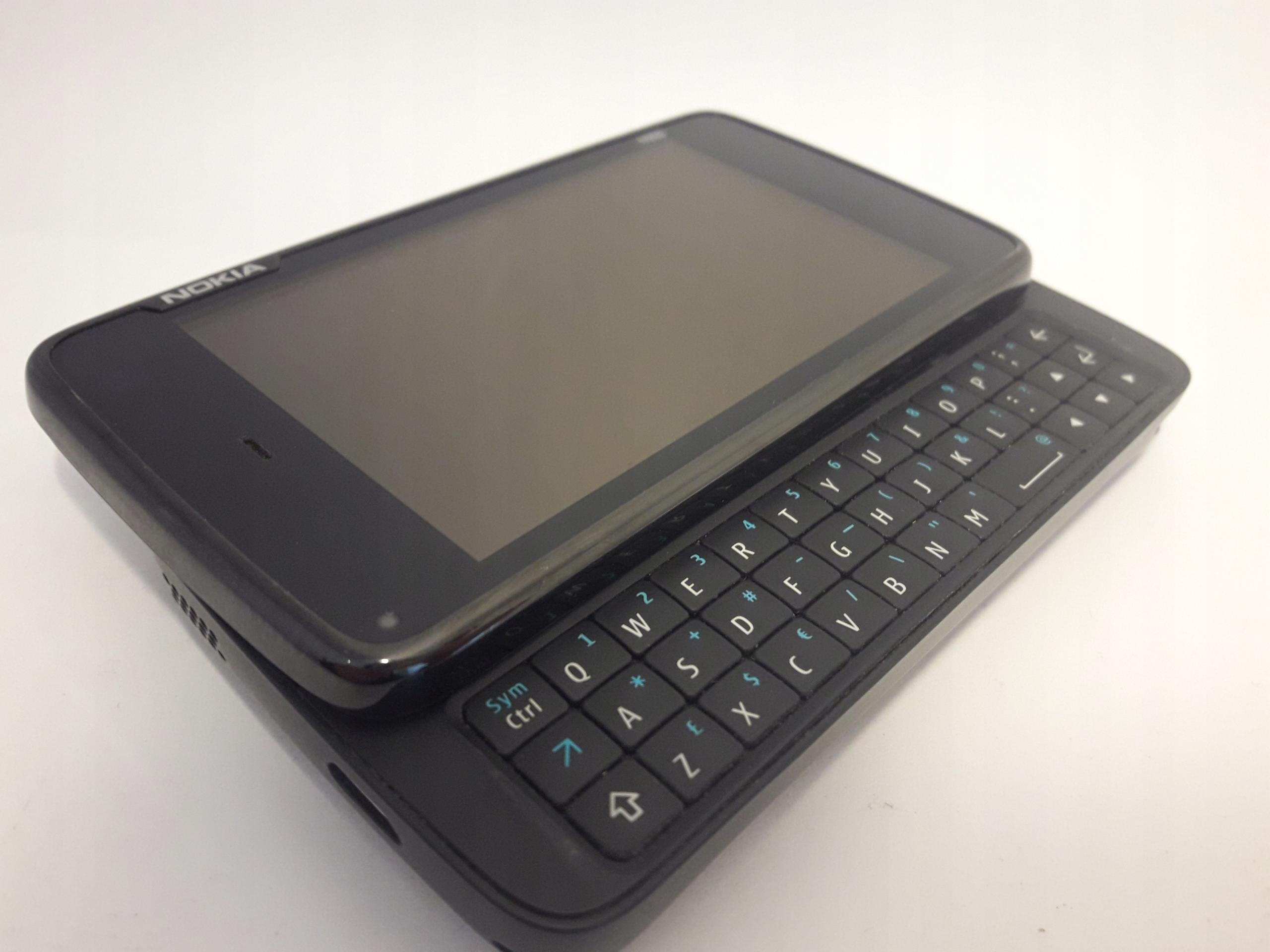 org digitizer dotyk wyświetlacz Nokia N900 RX-51