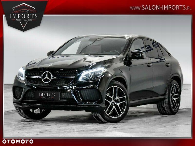 Mercedes GLE GLE 350d 258km Cp 4M DESIGNO AMG Spor