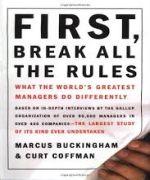 First Break All the Rules Buckingham + KrAkóW + .