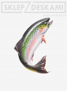 Pad Antypoślizgowy Burton Mat Foam Fish