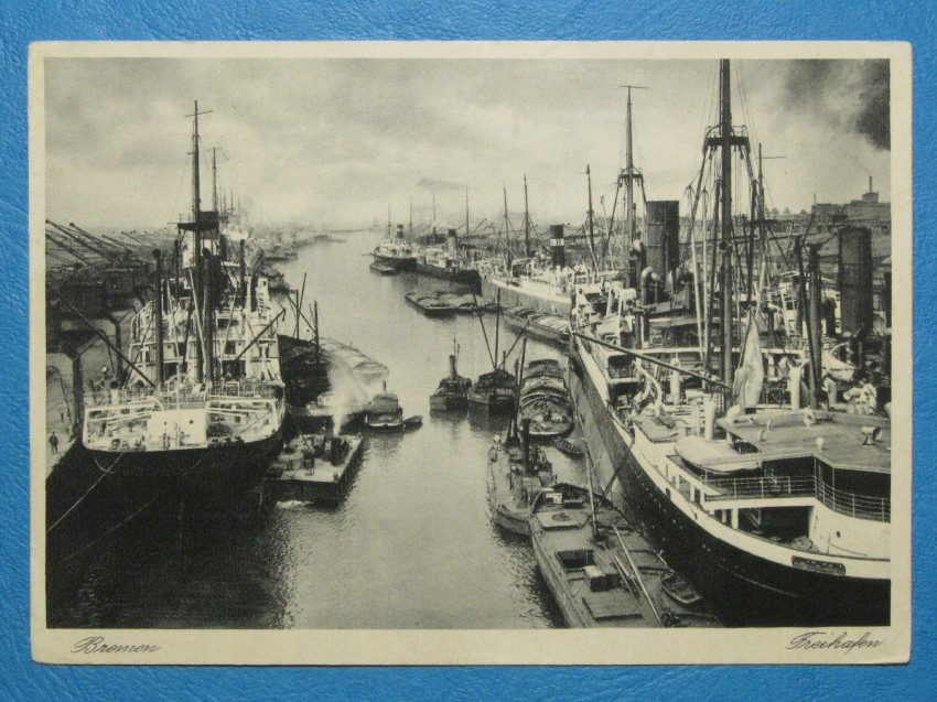 #55534, Brema, port