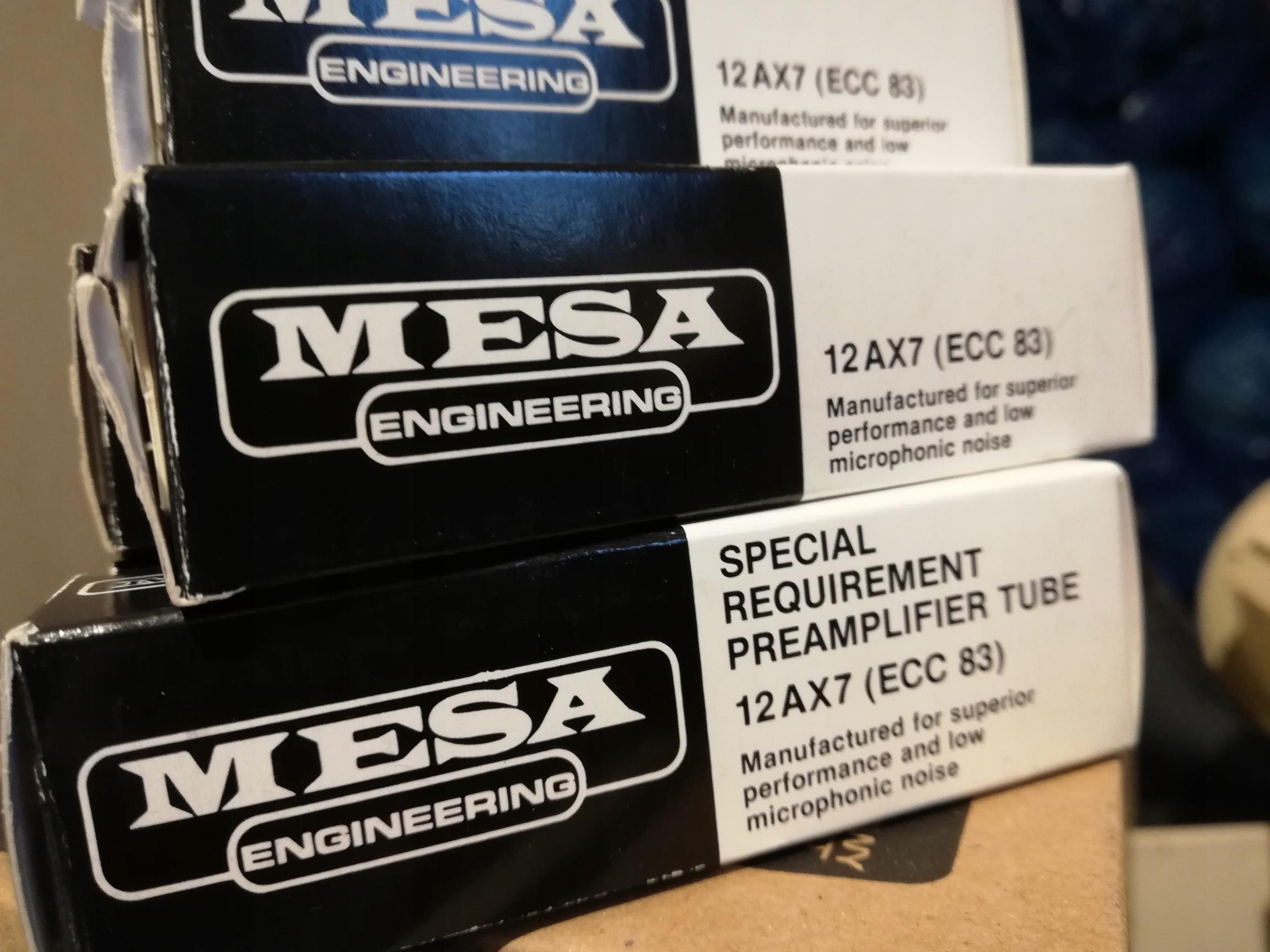 Mesa 12AX7(ECC 83)