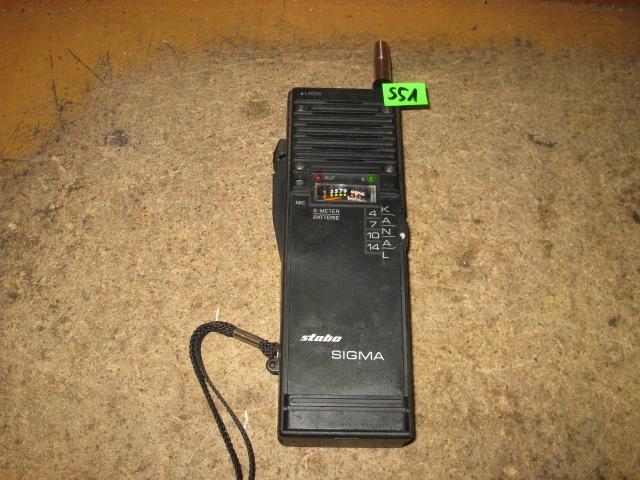 CB RADIO STABO SIGMA - NR S51