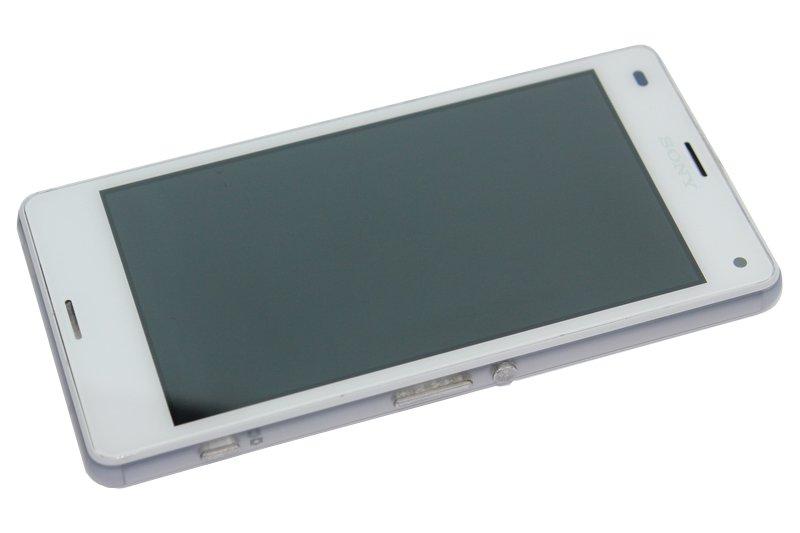 Sony Xperia Z3 Compact dotyk wyświetlacz RAMKA