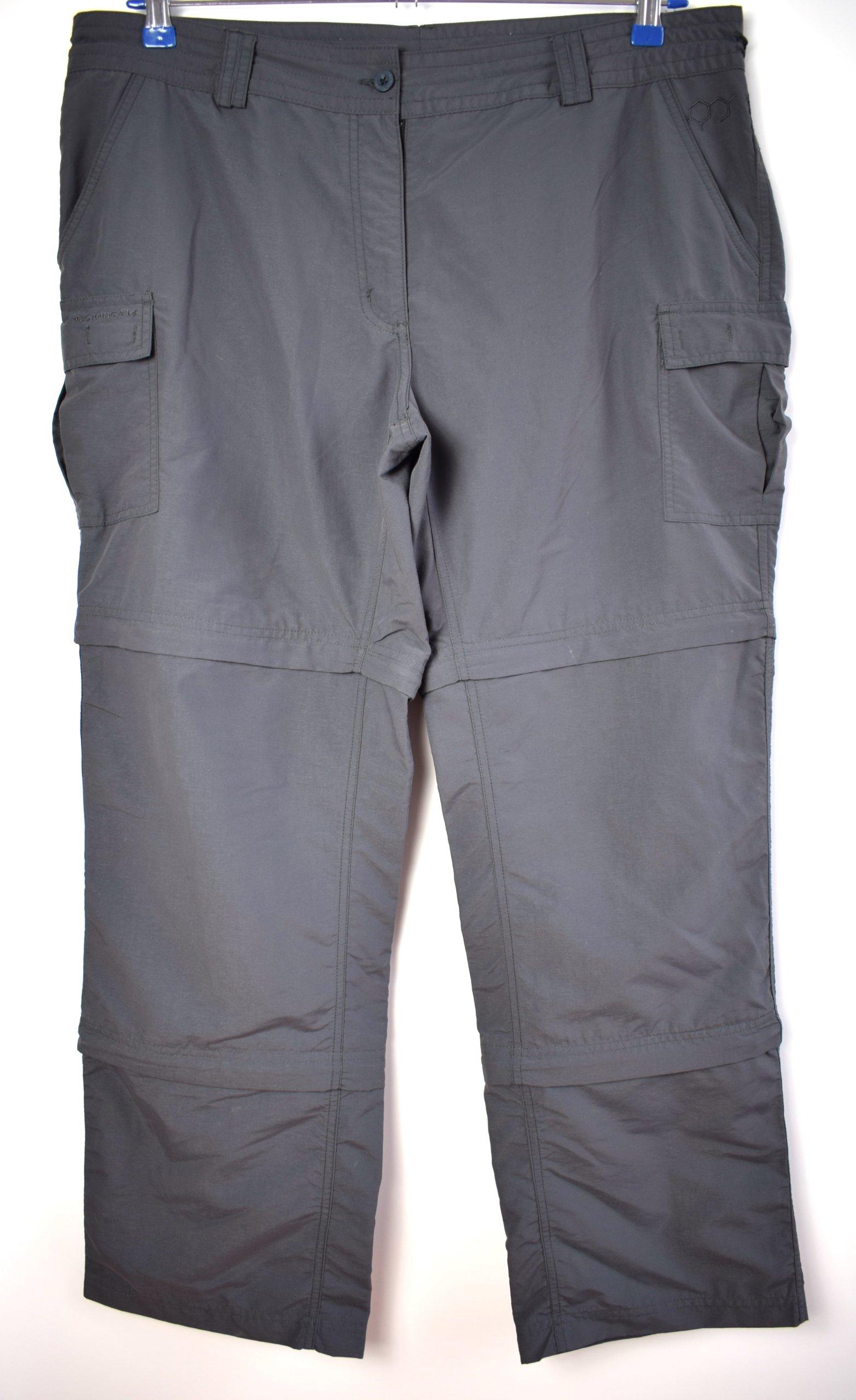 TECHNICALS Regular spodnie 3w1 roz. xxl
