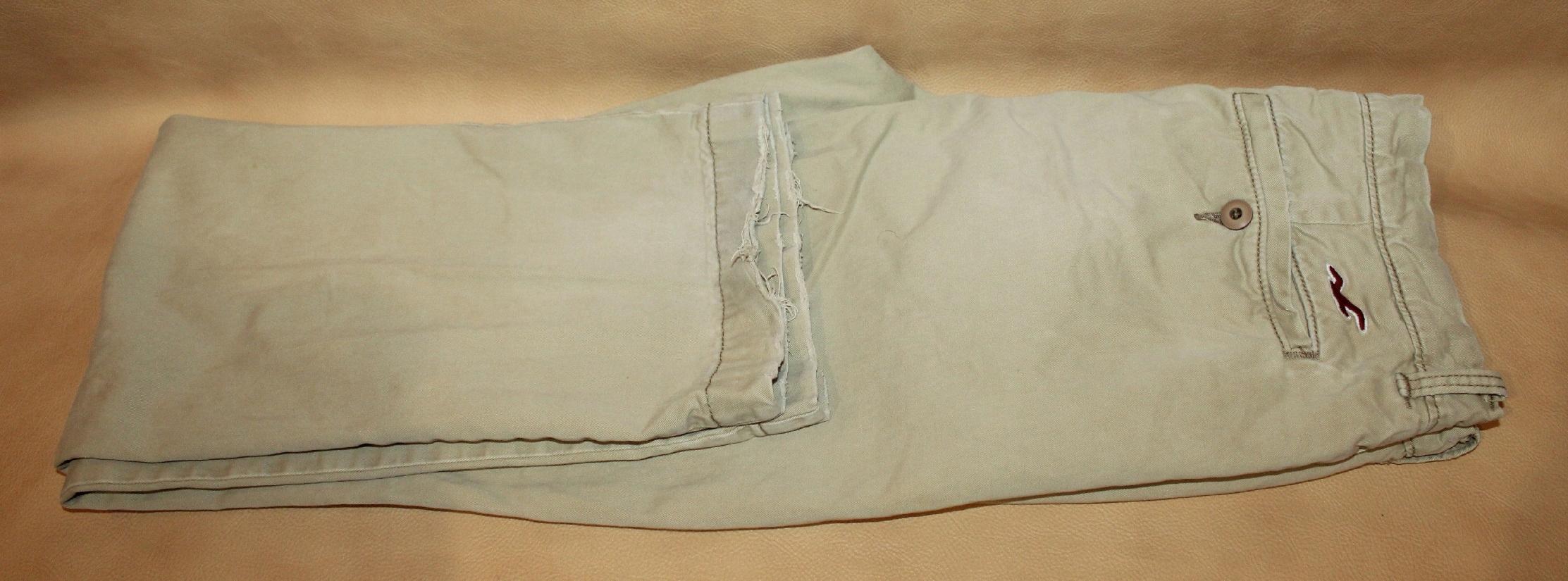 HOLLISTER spodnie rozm. W 34 L 34