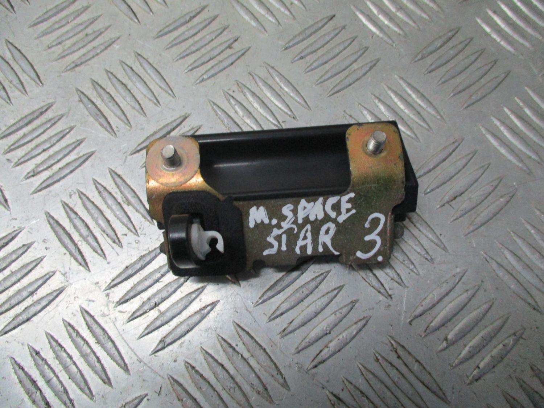 KLAMKA KLAPY BAGAŻNIKA TYŁ MITSUBISHI SPACE STAR