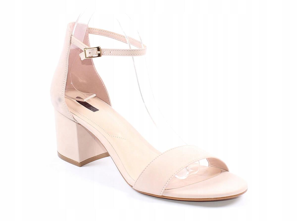 Sandały damskie Aldo z naturalnej skóry 40