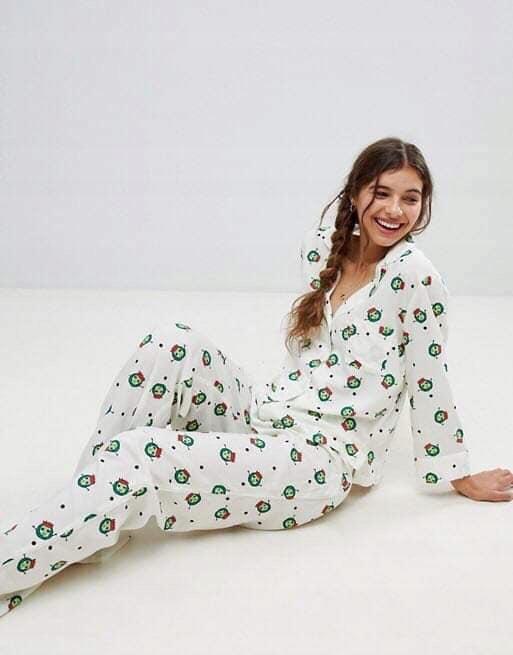 Asos piżama