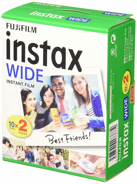 Fujifilm Instax Wide Instant Film wkłady E0128