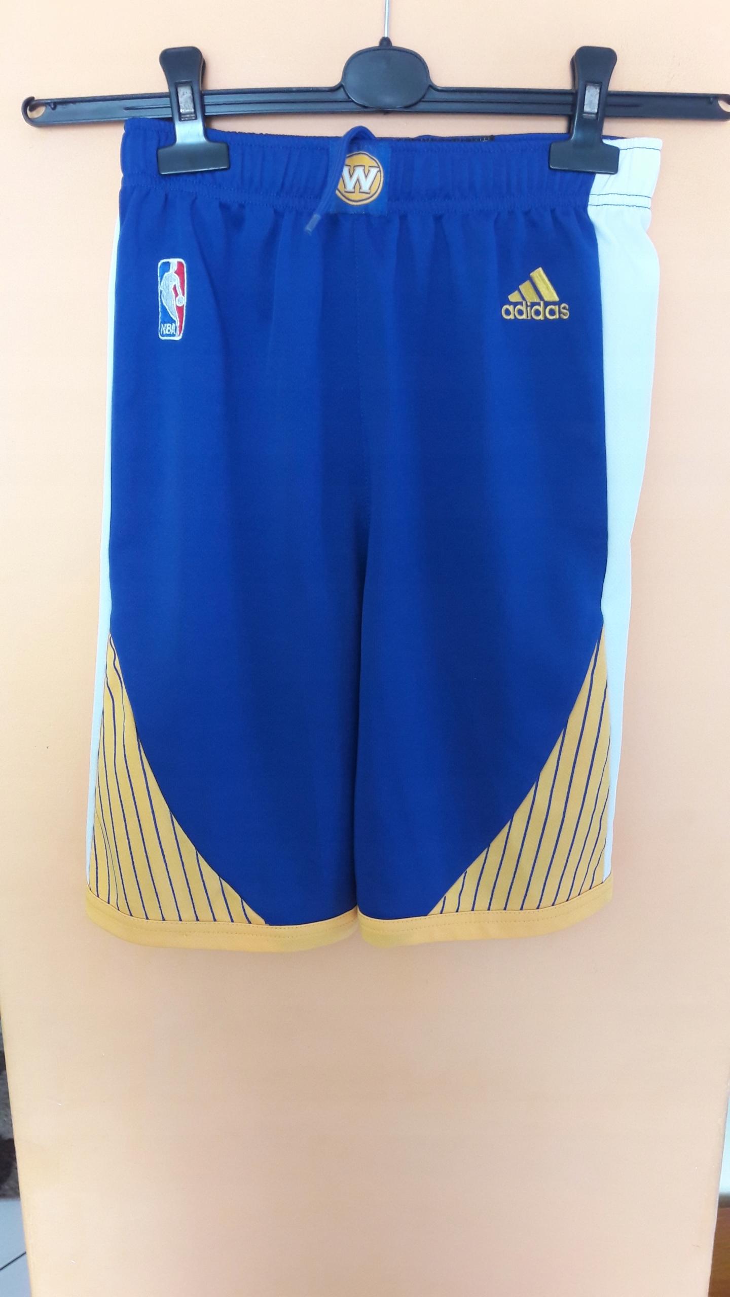 Spodenki koszykarskie NBA Warriors