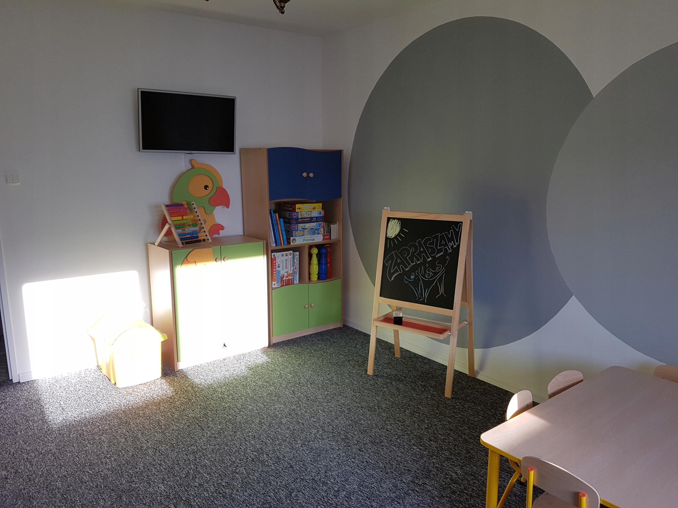 Meble MojeBambino do pokoju dziecka przedszkola