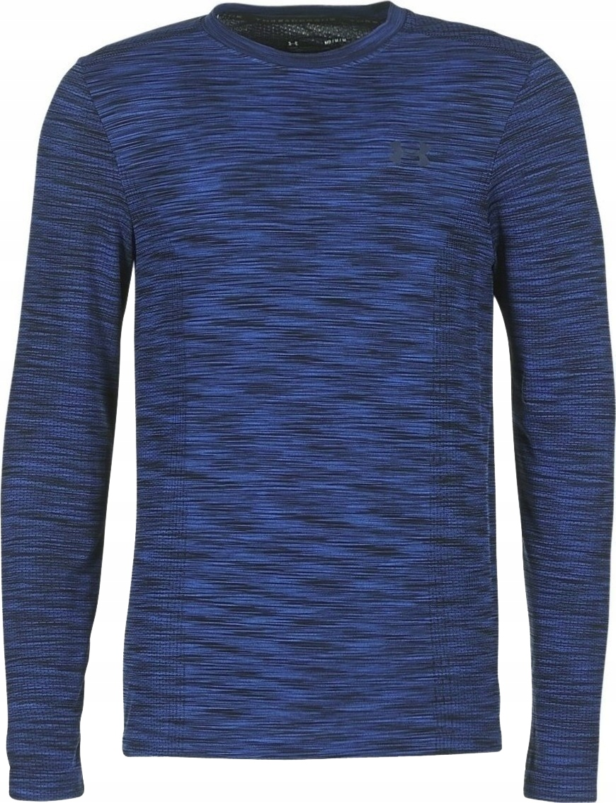 Under Armour Threadborn Seamless LS Blue 1289615 M