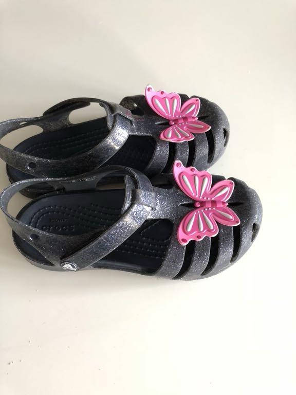 nowy haj sprzedaż obuwia różne style Baleriny crocs c10 (27/28)